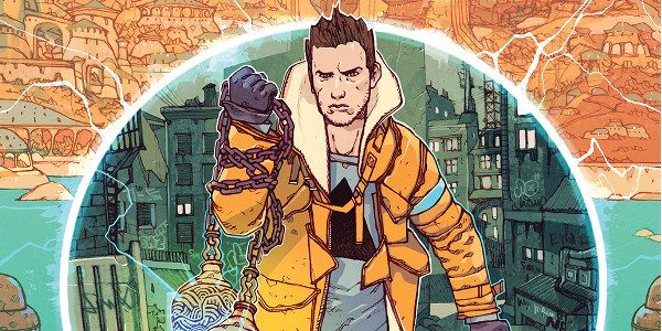 Our fifth announcement in the #RoadToSanDiego reveals the only original series coming from Steve Orlando (Midnighter, Virgil, Mighty Morphin Power Rangers) in 2016, debuting in October! Namesake is a four-issue limited series […]