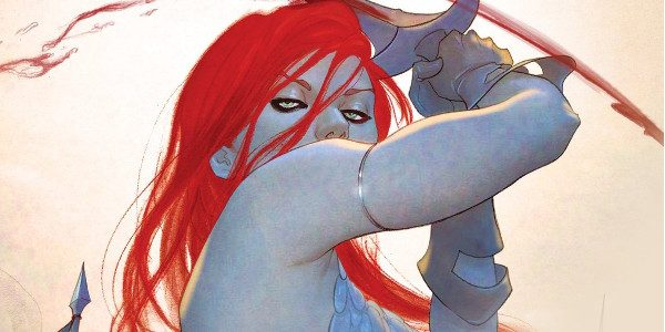 """Gail Simone's Red Sonja is an absolute winner — powerful, thrilling stuff that builds up so much momentum you won't ever want it to end. Richly textured action-adventure with an […]"