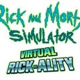 Enter a New Dimension. Grab the Plumbus. It's Time for Virtual Rick-ality.