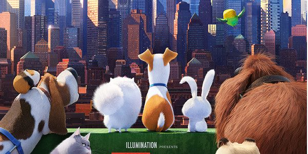 Do you know what your pets are doing while you're away? In The Secret Life Of Pets, we are introduced to Max the dog. He loves his owner Katie and […]