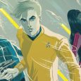 """New Ongoing Comic Series, """"Boldly Go,"""" Reflects The Post """"Beyond"""" World of Star Trek"""