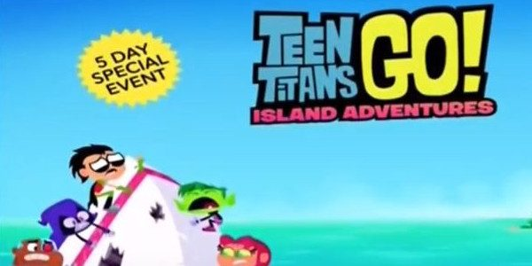 "5 Day Special Event August 1-5 6:00/5:00c on Cartoon Network ""Coconut Crème Pie"" Monday, August 1  The Titans are shipwrecked on a desert island and must use the island's resources […]"