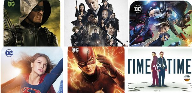 DC Series Arrow, DC's Legends of Tomorrow, The Flash, Gotham and Supergirl, Plus Upcoming Thriller Time After Time, to Be Featured on Nearly 40,000 Limited-Edition Collectible Hotel Keycards Warner Bros. Television Group's […]