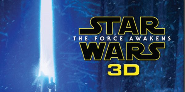 "OWN THE 3D COLLECTOR'S EDITION THIS FALL Fans can fully immerse themselves in ""The Force Awakens"" through breathtaking 3D, new bonus features and collectible packaging! This fall, Star Wars fans around the […]"