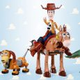Amazing New Releases From World's Leading Toy Company Based On Memorable Lead Characters From The Classic Disney/Pixar Animated Film That Combine To Form Giant Super Robots