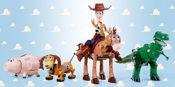 Amazing New Releases From World's Leading Toy Company Based On Memorable Lead Characters From The Classic Disney/Pixar Animated Film That Combine To Form Giant Super Robots Bluefin, the leading North […]