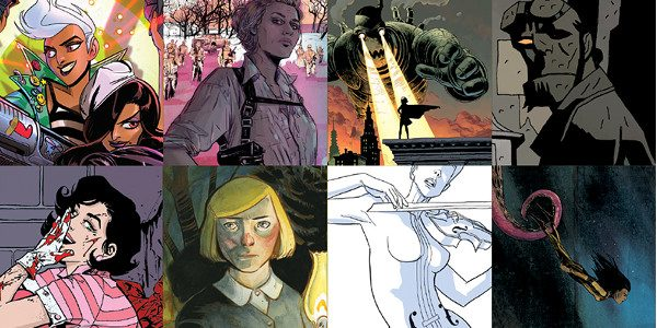 Dark Horse Releases Trade Paperback of Fantastic First Issues Dark Horse is making it easy for you to find your next favorite series! Dark Horse is excited to announce the […]
