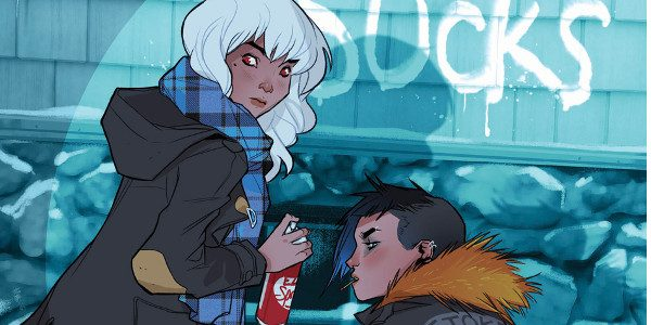 The students of Gotham Academy are back on September 14 in the new series GOTHAM ACADEMY: SECOND SEMESTER, written by Becky Cloonan, Brenden Fletcher and Karl Kerschl with art by Adam Archer, […]