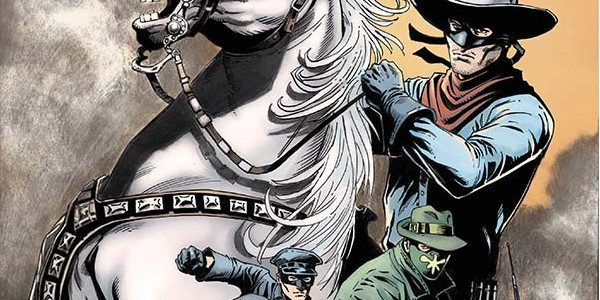 Sometimes the black sheep of the family can become the white knight In the second issue, Eliot Ness is trying to get John Reid to return as the Lone Ranger, […]