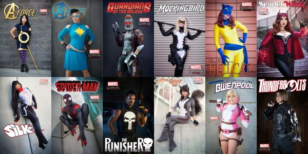 Cosplay is taking over again this fall! Following last year's wildly successful round of variant covers, Marvel is excited to bring an entirely new wave of MARVEL COSPLAY VARIANTS to […]