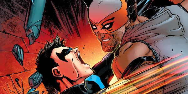 New mentor. New rules. Same war. Nightwing's one man war on the Parliament of Owls continues. And if things weren't difficult enough with that, now Nightwing finds himself with a […]