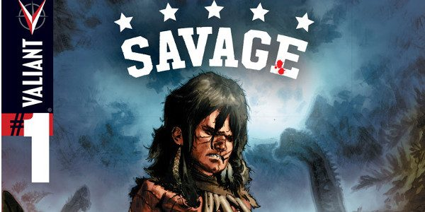 This fall, a new Valiant hero will be born…into a world where survival is all that counts! Valiant is proud to present your first look inside SAVAGE #1 (of 4) […]