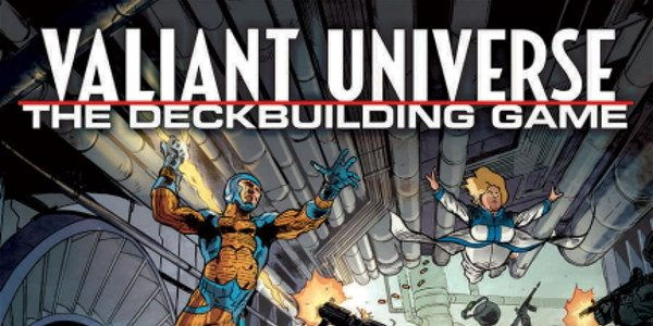 The Valiant Universe enters its first-ever deck building game with an interactive story line, collectible figurines, and more!  Debuting this week at Gen Con 2016, Valiant Entertainment is proud to […]