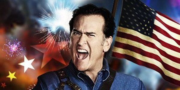 """""""Ash vs Evil Dead"""" Season Two Returns October 2nd at 8:00pm ET/PT Today, answering the call of the people, STARZ is reigniting the Ash4President campaign with a new website and […]"""