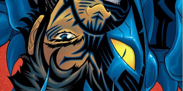 This is ground zero of the newly revived Blue Beetle series. It's been a long while since readers have seen Jaime Reyes since his series was canceled at the start […]