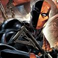 The start of veteran writer (Marvel Knight's Black Panther, Captain America & Falcon) Christopher Priest run on Deathstroke starts not with a bang, but with a suicide of politician.