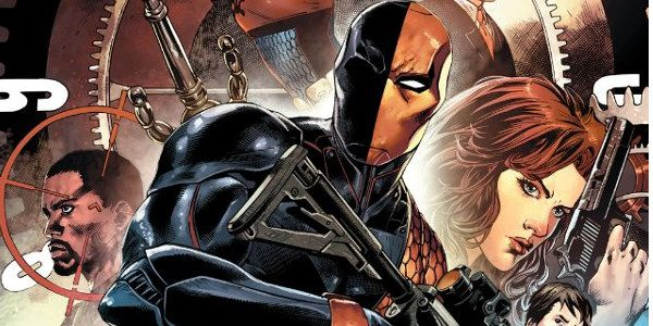 The start of veteran writer (Marvel Knight's Black Panther, Captain America & Falcon) Christopher Priest run on Deathstroke starts not with a bang, but with a suicide of politician. Congressman […]