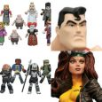 It's New Toy Day at comic shops and specialty stores across North America, and Diamond Select Toys is delivering a ton of toy goodness!