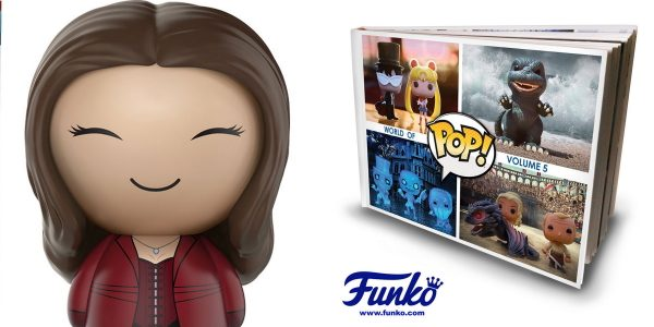 Dorbz: Scarlet Witch No Marvel collection is complete without Wanda Maximoff! The reality-altering Avenger can be yours! Available now! World of Pop!: Vol. 5 Our annual World of Pop! book […]