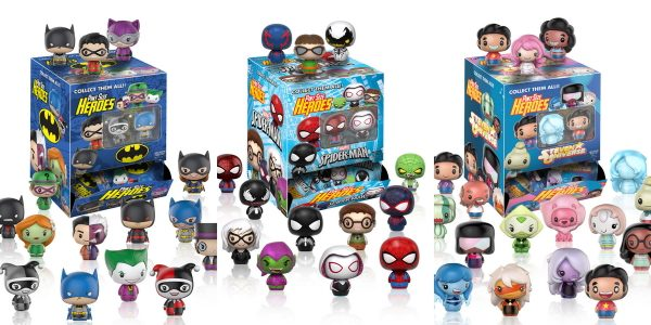 Funko is proud to introduce our newest line of collectible vinyl figures to the Funko family – Pint Size Heroes! Everyone is going to be hooked on opening up Pint […]