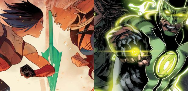 Artists Robson Rocha and Otto Schmidt Join DC Entertainment Hot on the heels of reaching agreements with writers Tim Seeley (NIGHTWING) and Joshua Williamson (THE FLASH, Vertigo's FROSTBITE), DC Entertainment […]