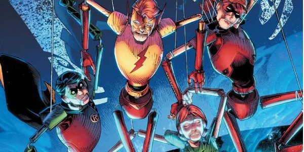 """Titans are determined to find out who erased their memories of each other, but an old foe is determined to destroy them. In part 2 of """"The Return Of Wally […]"""