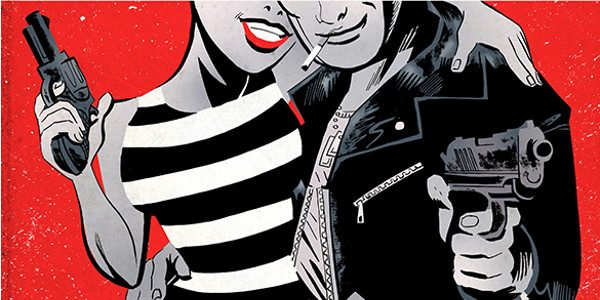 These bank robbers will steal readers' hearts Creators Frank J. Barbiere (FIVE GHOSTS, The Revisionist) and artist Victor Santos (THE MICE TEMPLAR, Polar) team up for a fresh, pulp-infused criminal […]
