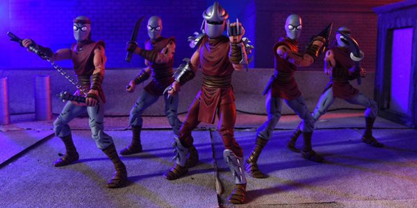 NECA just full of surprises — not only will they be attending New York Comic-Con, they have a VERY radical NYCC exclusive… one that's been years in the making! If […]