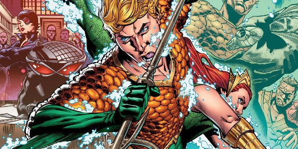 Aquaman continues to be a standout series in the DC Rebirth, the relaunch that the company so desperately need. I'm noticing that Aquaman and Mera's relationship being used as the […]