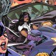 So Batgirl, I like Batgirl wether its Barbara, Cassandra or Stephanie Batgirl is pretty kickass.