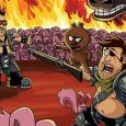 This could be a short review as I just don't know what to say, Brickleberry is, well Brickleberry! It's mental, it's sick, but its funny as hell!!