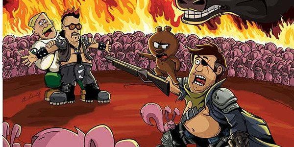 This could be a short review as I just don't know what to say, Brickleberry is, well Brickleberry! It's mental, it's sick, but its funny as hell!! Not sure how […]