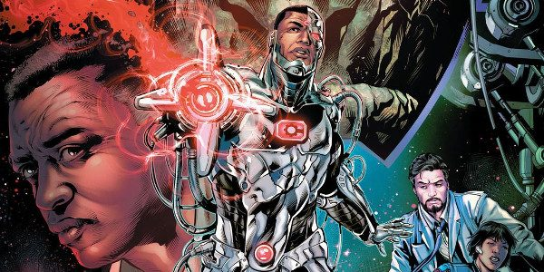 """""""If you consider yourself a part of this city, there's NO WAY you can't have a soul.."""" John Semper Jr jumps right into the new Cyborg series, building off of […]"""