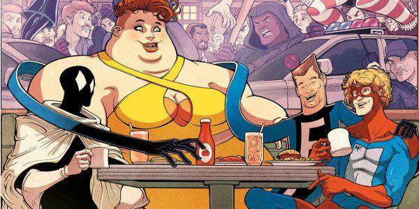 Because the Midwest needs Avenging too! Today, Marvel is pleased to present your first look inside GREAT LAKES AVENGERS #1 – a brand-new series launching as part of Marvel NOW!. […]