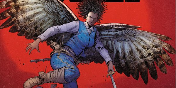 Kingsway west is a little bit of a mash-up of genres with Cowboys and Indians replaced by Chinese and Mexicans. I have looked forward to reading this comic since I […]
