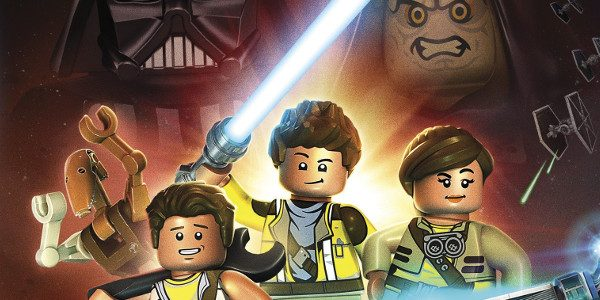 Unleash the Lighter Side of the Force With the Action Packed Thrills of LEGO® STAR WARS: The Freemaker Adventures Complete Season One! The Complete Season One on Blu-ray™ and DVD for […]