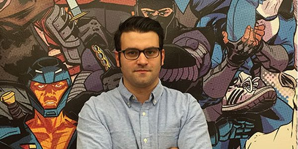 Valiant Entertainment today named Hunter Gorinson to the position of Vice President of Marketing & Communications. A member of the management team that relaunched Valiant's publishing operations to record-setting critical […]