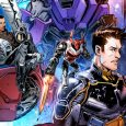 A New Team of Hasbro Characters Unite To Form REVOLUTIONARIES
