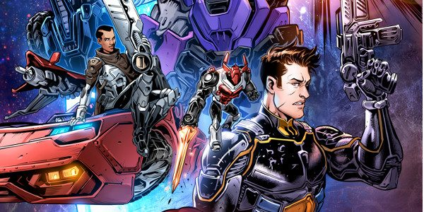 A New Team of Hasbro Characters Unite To Form REVOLUTIONARIES REVOLUTION was only the beginning! Once the dust settles onRevolution, IDW's groundbreaking event series that catapulted a new comic book […]