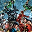 Bryan Hitch's The Extinction Machines arc of the DC rebirth Justice League series continues with guest illustrator Jesus Merino.