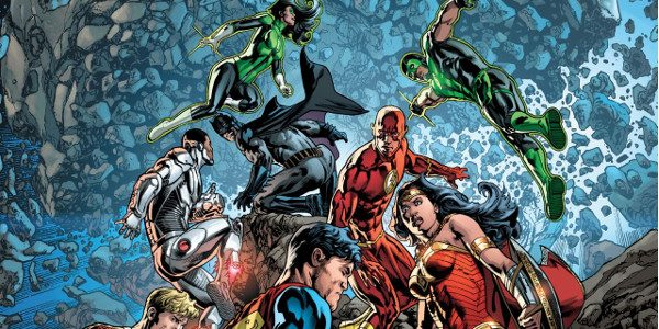 Bryan Hitch's The Extinction Machines arc of the DC rebirth Justice League series continues with guest illustrator Jesus Merino. The story carries on where the last issue left off with […]