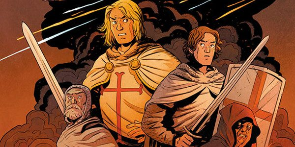 """Hot new series sent back to print """"It's GREAT! You should all go read it now. Great first issue!"""" —Robert Kirkman Image Comics is pleased to announce LAKE OF FIRE […]"""