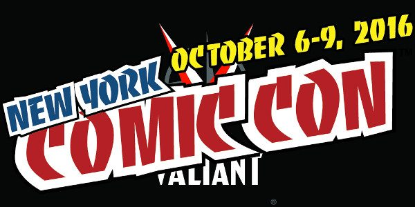 New York Comic Con 2016 is coming…and it's going to be Valiant Entertainment's biggest NYCC yet! For the first time anywhere, Valiant is proud to reveal its staggering line-up of […]