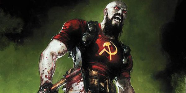 This December, the world you know is gone… Welcome to the Stalinverse, comrade! Valiant is proud to present an advance preview of DIVINITY III: KOMANDAR BLOODSHOT #1 – the first […]