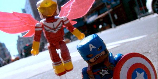 Diamond Select Toys is rolling out Series 2.5 of its Marvel Animated Minimates collection, the latest assortment of an exclusive mini-figure line now available only at Walgreens stores. That means […]