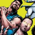 Two Valiant-Exclusive Superstars Join Debut of Rafer Roberts & Darick Roberston's Staggering New Ongoing Series Launch