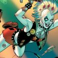 Issue #5 is part 1 of Undercover Punker, an arc which sees Harley with a look that I think may just be my favourite ever, lead singer in a punk […]