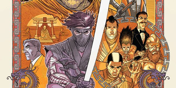 The Countdown to One of 2017's Biggest Showdowns Begins with Major New Storyline Launching in NINJAK #23 The most daring Ninjak epic of all time is about to begin as […]