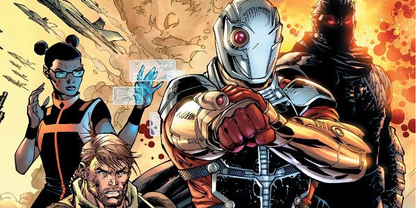 Issue #5 begins with our team and Waller discussing the black vault containing General Zod that they recovered last issue. No thinks it's a good idea and no one knows […]