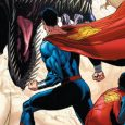 Peter J Tomasi and Patrick Gleason set up a new arc for Superman and his son Jon aka Superboy.